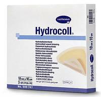 HYDROCOLL повязки (10 шт) для лечения пролежней,  ожегов, трофических язв  гидроколлоидная