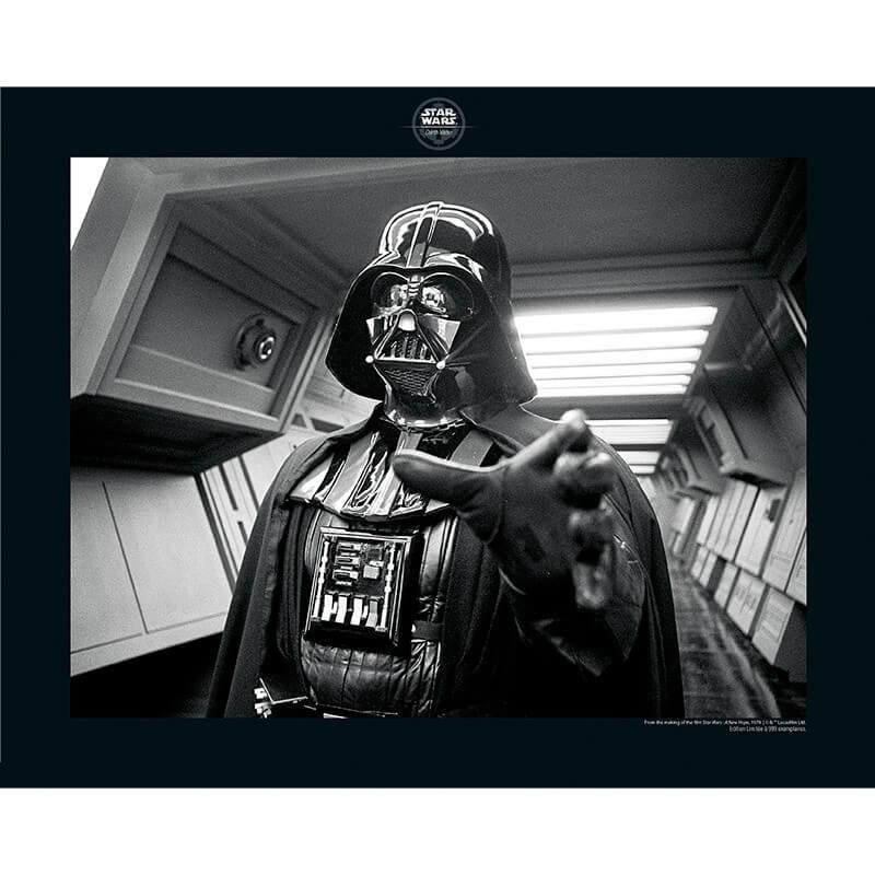 Постер коллекционный Star Wars 50x40 см 112044