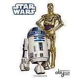 Наклейки Star Wars 16х11 см 2 листа 112062, фото 3