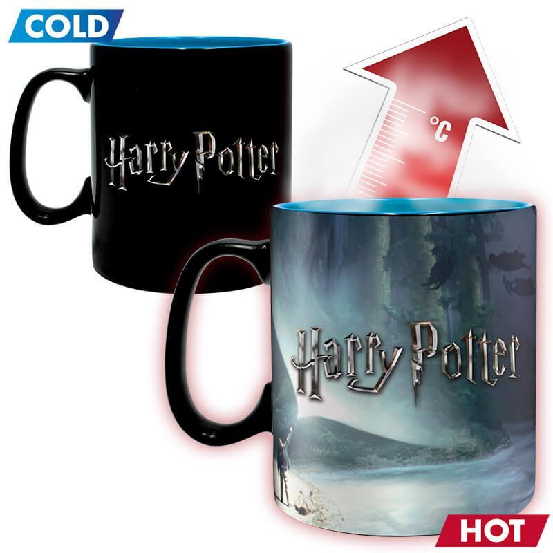 Чашка хамелеон Harry Potter 460 мл 112009