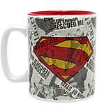 Набор подарочный Супермен чашка, брелок, значок DC Comics 112139, фото 4