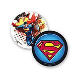 Набор подарочный Супермен чашка, брелок, значок DC Comics 112139, фото 6