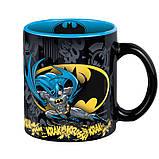 Набор подарочный Бэтмен чашка, брелок, блокнот DC Comics 112140, фото 3