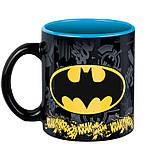 Набор подарочный Бэтмен чашка, брелок, блокнот DC Comics 112140, фото 4