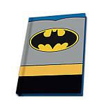 Набор подарочный Бэтмен чашка, брелок, блокнот DC Comics 112140, фото 6