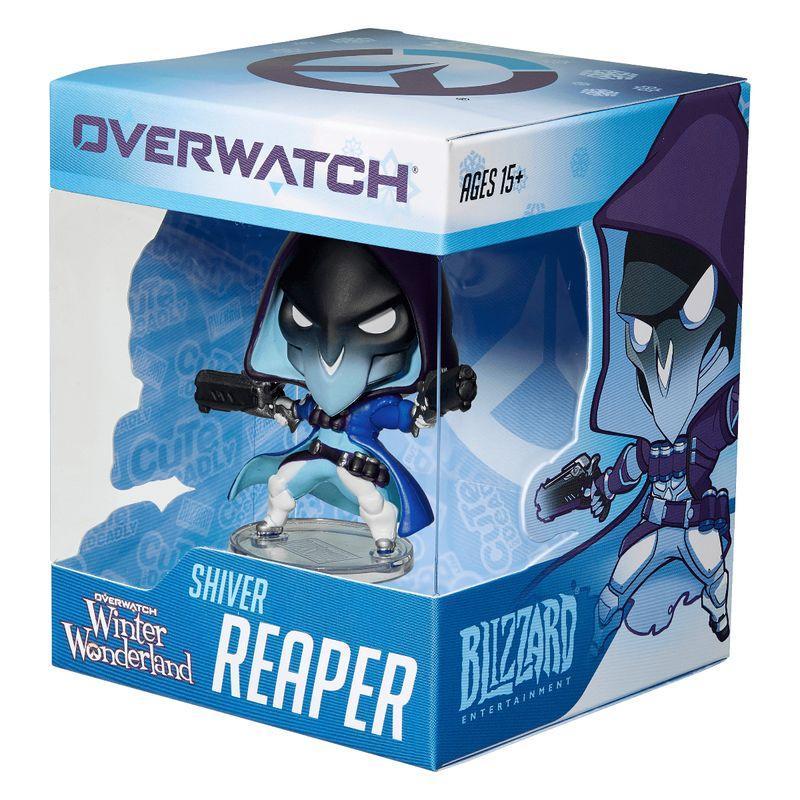 Коллекционная фигурка Cute But Deadly Shiver Reaper Overwatch 112148