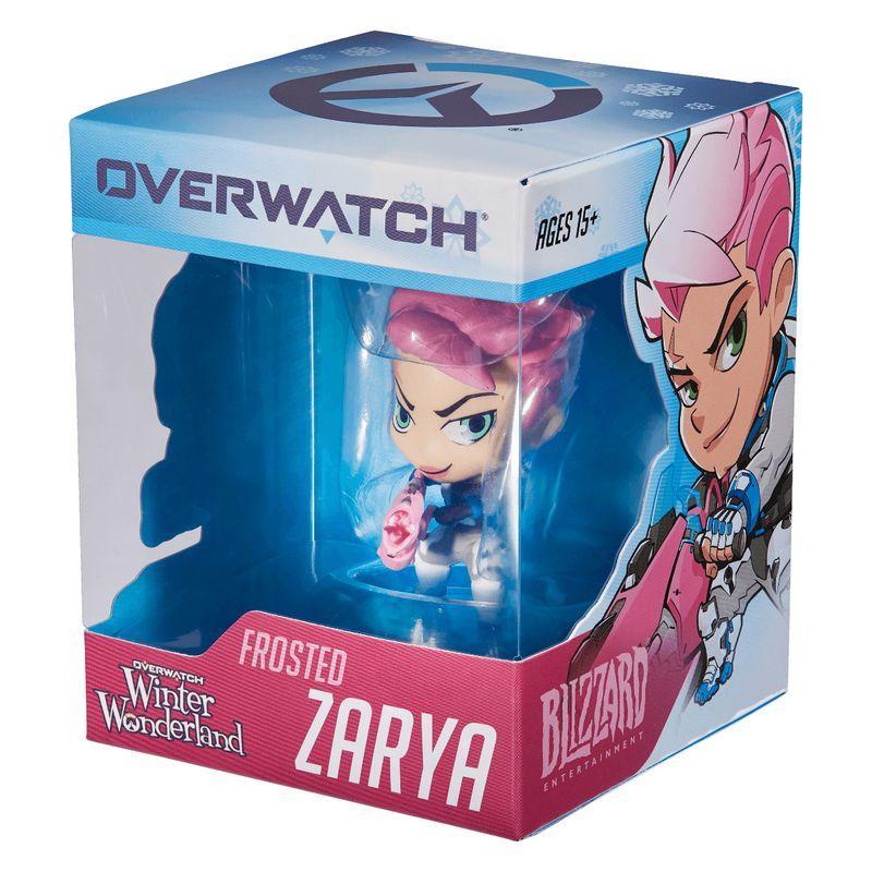Коллекционная фигурка Cute But Deadly Frosted Zarya Overwatch 112149