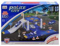Детский паркинг Police City Р3188