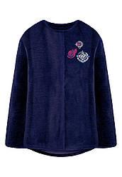 Отзывы (6 шт) о Faberlic Полушубок из экомеха цвет темно-синий размер 40 42 44 46 48 50 52 54 56 by Valentin