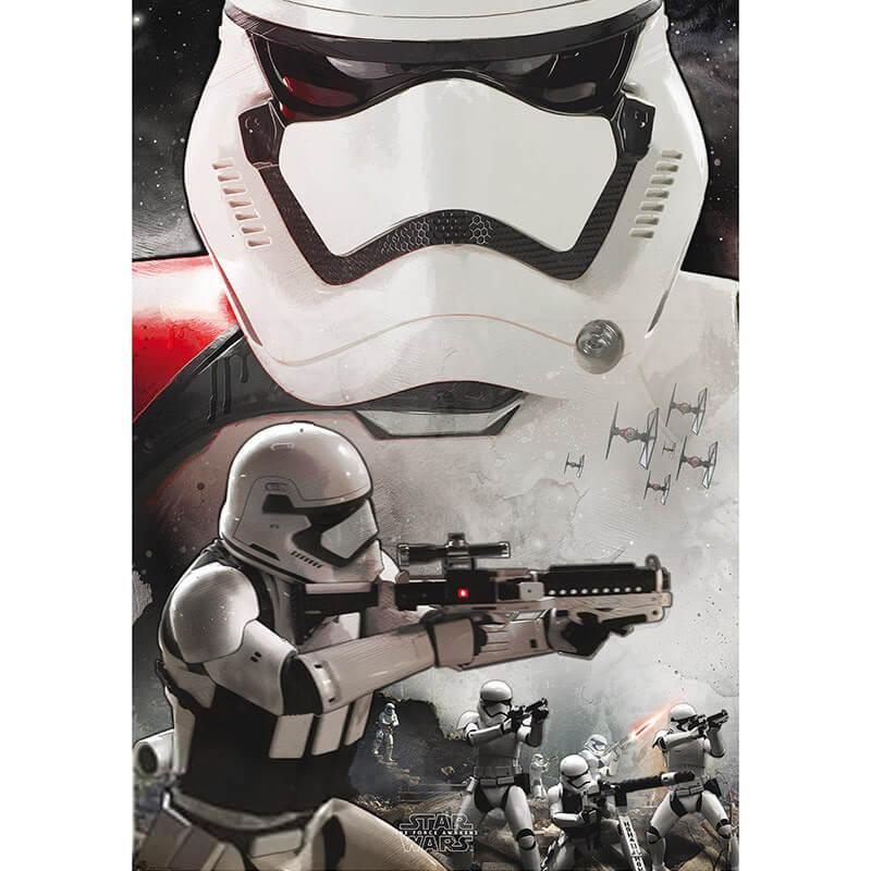 Постер Star Wars 98x68 см 112051