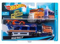 Машина далекобіника Hot Wheels (в ас.), Road Rally