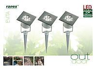 Комплект светодиодных ландшафтных светильников Ranex LED Evita, IP67