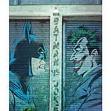 Картина Бэтмен против Джокера 30x40 см. DC Comics 112131, фото 2