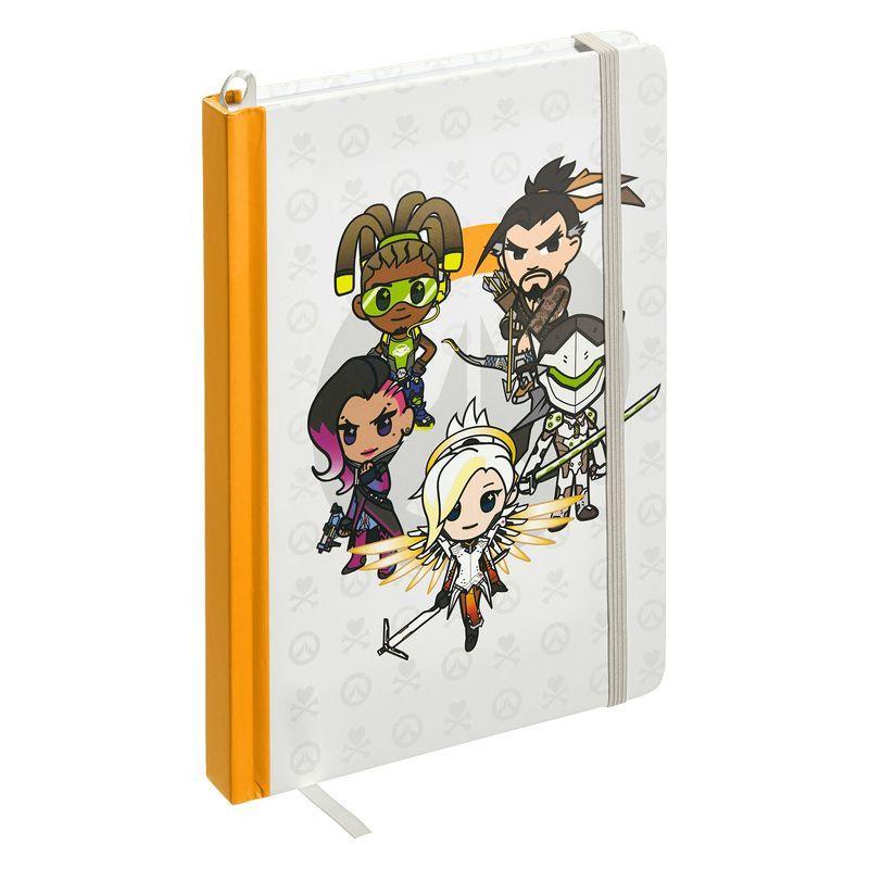 Блокнот tokidoki x Overwatch Heroes Overwatch 112164