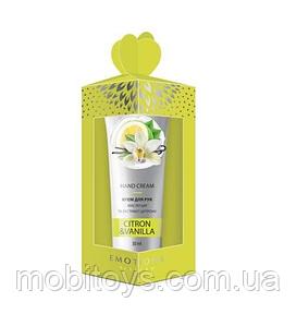 Набір крем Liora для рук Emotions Citron&Vanilla 30 мл