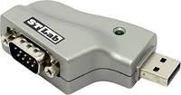USB конвертор STLab USB 2.0 - 1 * RS-232 (COM) (CP2102)