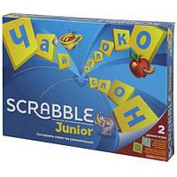 Настольная игра Scrabble Юниор Mattel русский язык, фото 1