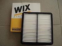Фильтр воздушный WIX WA6250 Daewoo Деу Део Chevrolet Шевроле ZAZ Lnos Sens ЗАЗ Ланос Сенс WIX