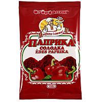 Паприка червона солодка Огородник мелена 100 г (4820079240130)