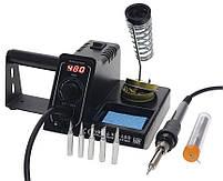 YIHUA-926 LED-II паяльная станция, антистатик,  от 200°С до 500°C, мощность: 60Вт, фото 7