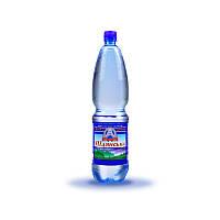 Вода мінеральна Шаянська Шаянські мінеральні води газована 1.5 л (4820026950013)