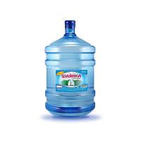 Вода мінеральна Шаянка Шаянські мінеральні води негазована 18.9 л (4820026950655) - Без бутля