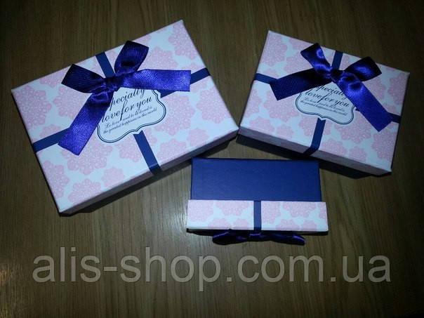 Подарочная коробочка для цепочек