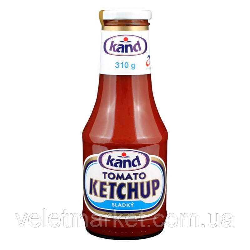 Кетчуп Kand солодкий 310 г (8593861269041)
