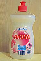 Средство для мытья посуды Akuta balsam 500мл. (Германия)