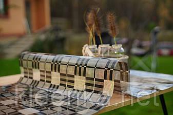 Мягкое стекло с лазерным рисунком для защиты стеклянных и деревянных поверхностей мебели, ширина 60 см, фото 2