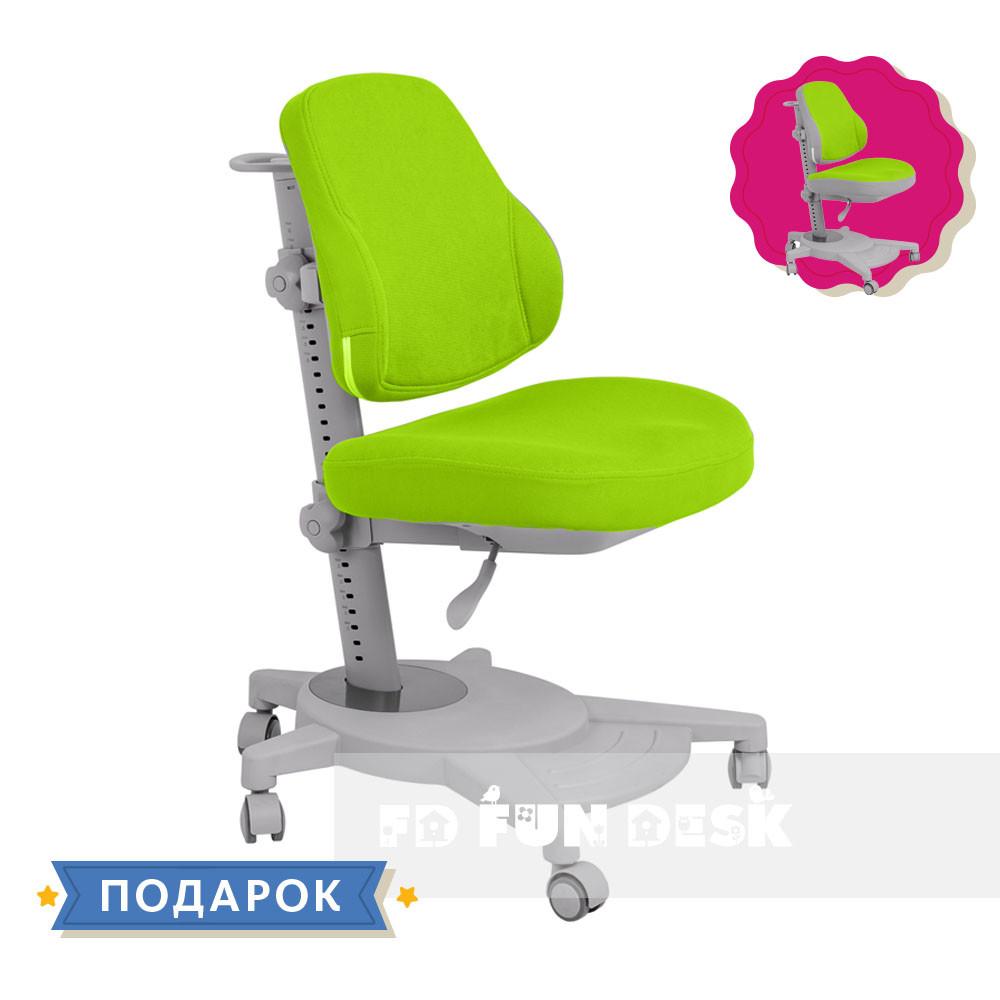 Детское эргономичное кресло FunDesk Agosto Green