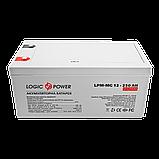 Аккумулятор мультигелевый AGM LogicPower LPM-MG 12 - 250 AH, фото 2