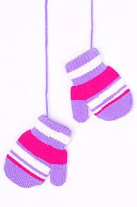 Варежки детские размер 2-3 ABC 126457P