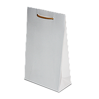 Бумажные пакеты с мелованной бумаги