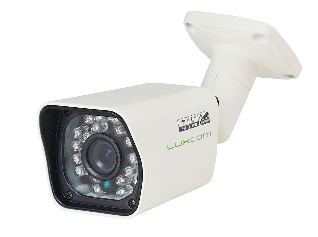 Видеокамера MHD LUX Cam MHD-LBB-A1080/3,6