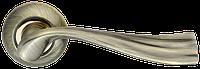 Дверная ручка  Armadillo Laguna LD85 бронза/матовое золото