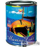 TM Eskaro Marine Lakk 40 -полуматовый лак для яхт (ТМ Эскаро Марине Лак 40,)9.5 л
