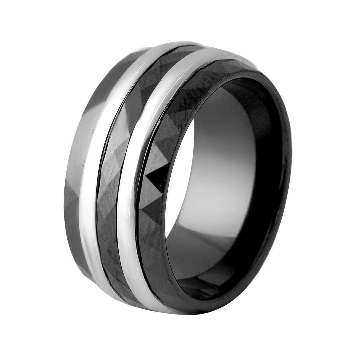 Серебряное кольцо DreamJewelry с керамикой (2048244) 19 размер
