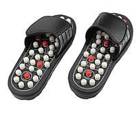 Массажные тапочки рефлекторные | Массажер для ступней | Massage Slipper