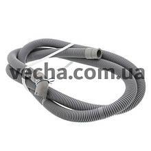 Шланг сливной для стиральной машины L=2390mm D внут.=21mm Electrolux
