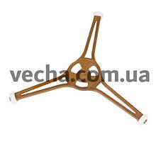 Роллер (крестовина) R=90mm, H=14mm Gorenje