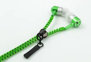 Наушники вакуумные проводные Змейка + Microphone (цвета в ассортименте), фото 2