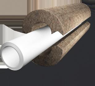 Базальтовая скорлупа, базальтовые цилиндры без покрытия