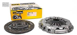 Комплект сцепления (двигатель 107kW) Renault Trafic  2.5 CDTI 06-  d=240mm LuK (Германия) 624 3476 09