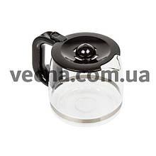 Колба + крышка для кофеварки Electrolux черный