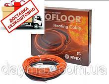 Электрический теплый пол 0,5-1,2 м² Fenix (Чехия) двужильный ADSV 18 Вт/м,160 Вт