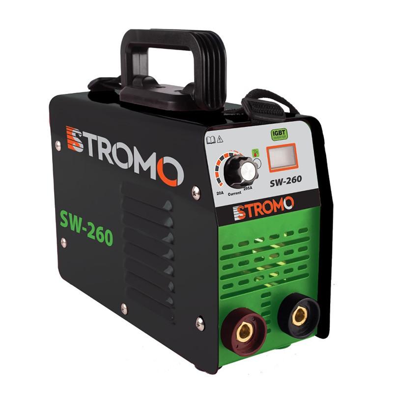 Зварювальний апарат Stromo SW-260 (дисплей)