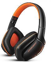 Беспроводные Bluetooth наушники Kotion EACH B3506 со складной конструкцией (Черно-оранжевый)