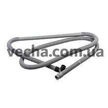 Шланг сливной для стиральной машины L=2600mm D внут.=20mm Electrolux