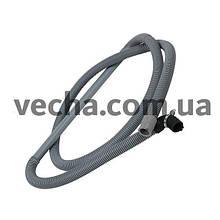Шланг сливной для стиральной машины L=2540mm D внут.=21mm AEG